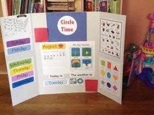 Circle Time Board