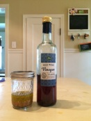 Red-Wine Vinaigrette Dressing