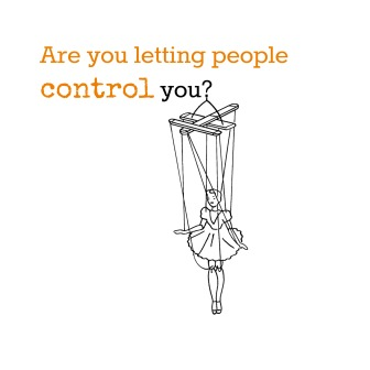 Are you letting people control youblog