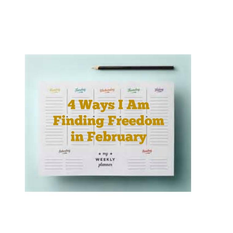 freedom in february