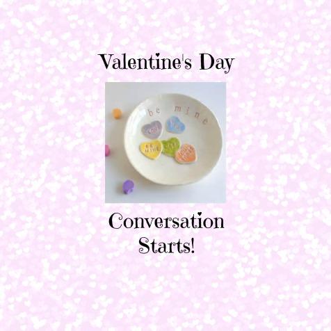 Valentine's Day Conversation Starts