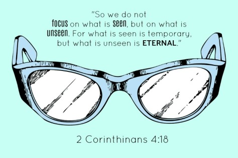 2 Corinthians 4-18 image